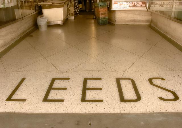 Leeds Shoe Store Los Angeles  S
