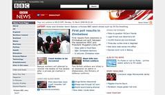 BBC News redesigned