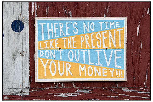 Don't Outlive Your Money