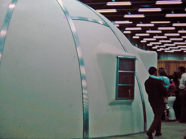 Foam Dome Home Flickr Photo Sharing