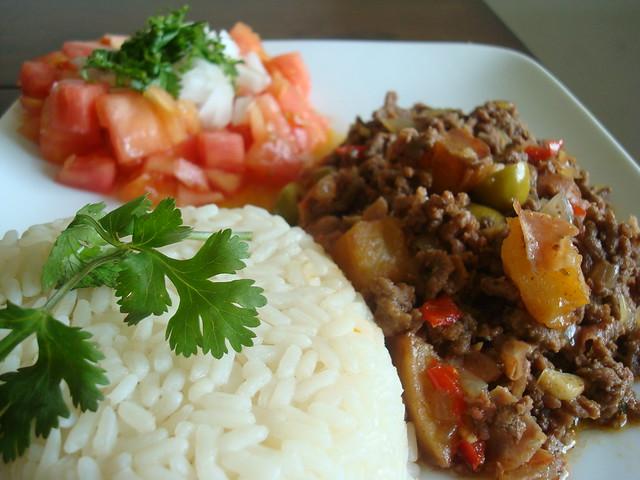 Cuban Picadillo Recipe | Ingrid Hoffmann | Food Network