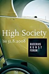 Day 216 / 365: High Society