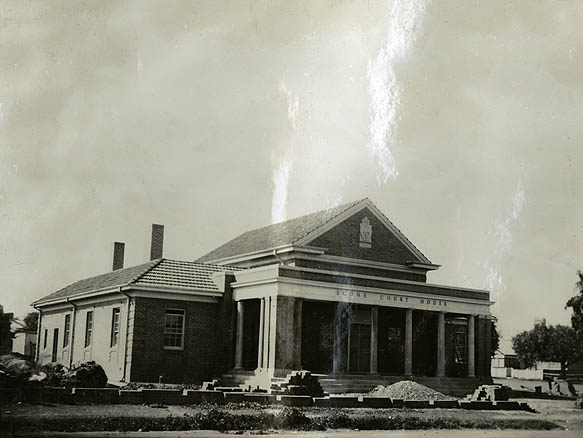 Scone Court House, 1937