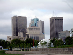 Winnipeg Skyline 1