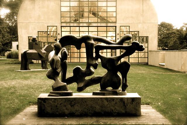 Sculpture Antique Feel Near Princeton Nj By Slack12