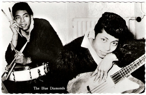 The Blue Diamonds