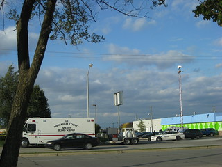 Bomb Squad Called out at the Goodwill in West Allis?
