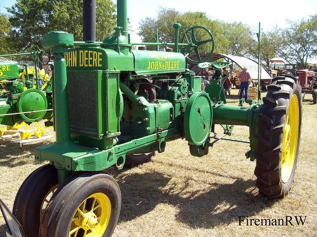 N Deere 1932 John Deere GPWT &...