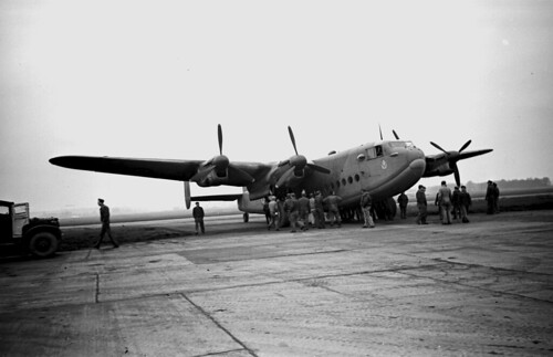 Avro York f3.5 30th 1/8 wide angle Elmar  03
