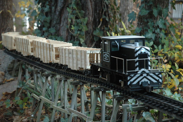 G scale 45 Tonner Operating 015