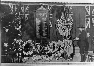 Springwood District Honor Roll 1914-1919