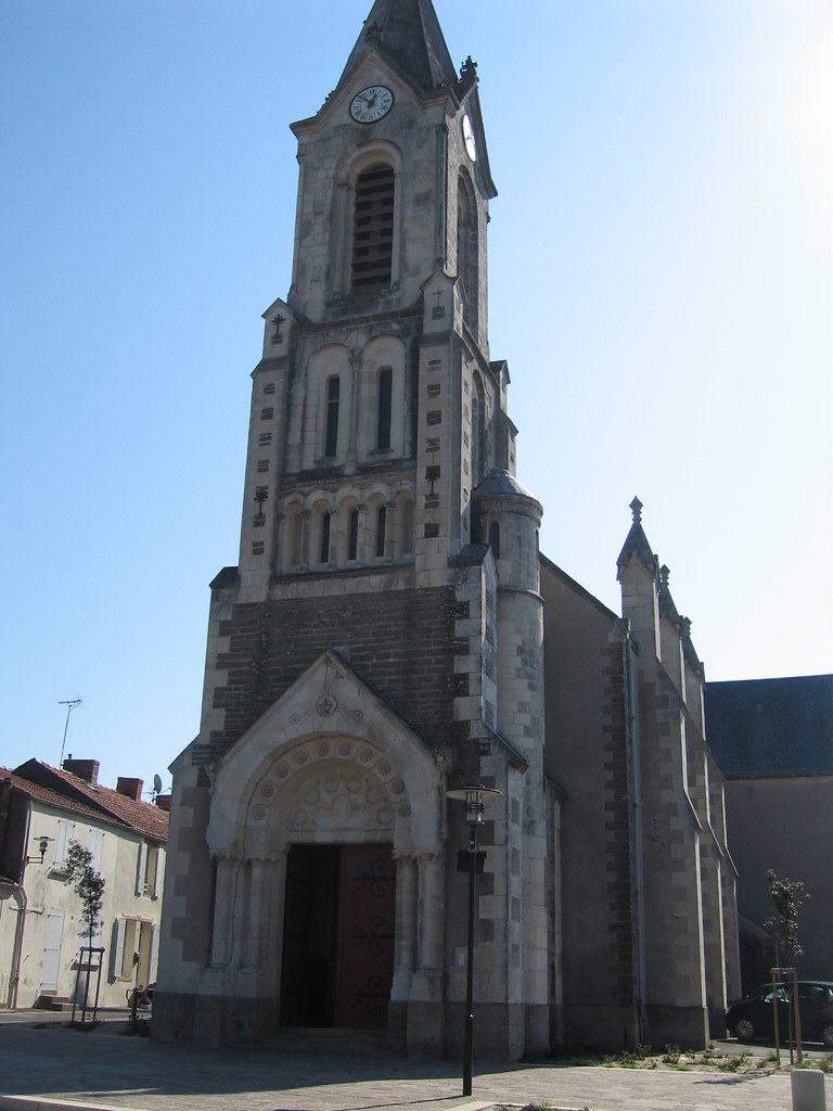 La bernerie railway station pays de la loire france - Residence port saint jacques la bernerie en retz ...