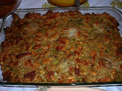 vegetable(0.0), produce(0.0), cucurbita(0.0), food(1.0), dish(1.0), stuffing(1.0), cuisine(1.0),