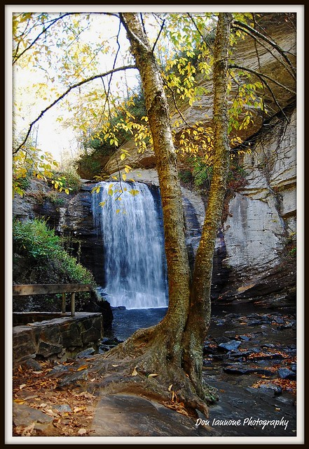 Blue Ridge Mountain Waterfall (View Large) Explore
