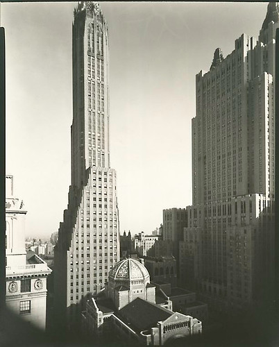 St. Bartholomew's, Waldorf Astoria, General Electric Buildin...