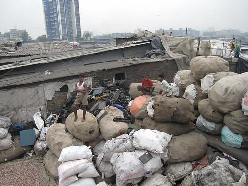 Asia's Largest Slum - Dharavi