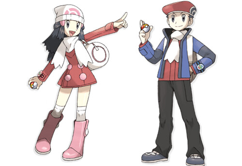 Pokemon Gen 4 Anime Characters : Pokemon platinum nintendo fan forum