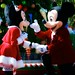 Magic Kingdom - Mickey and Minnie - Merry Christmas