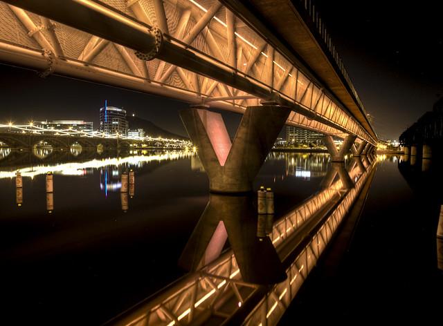 Lightrail Bridge