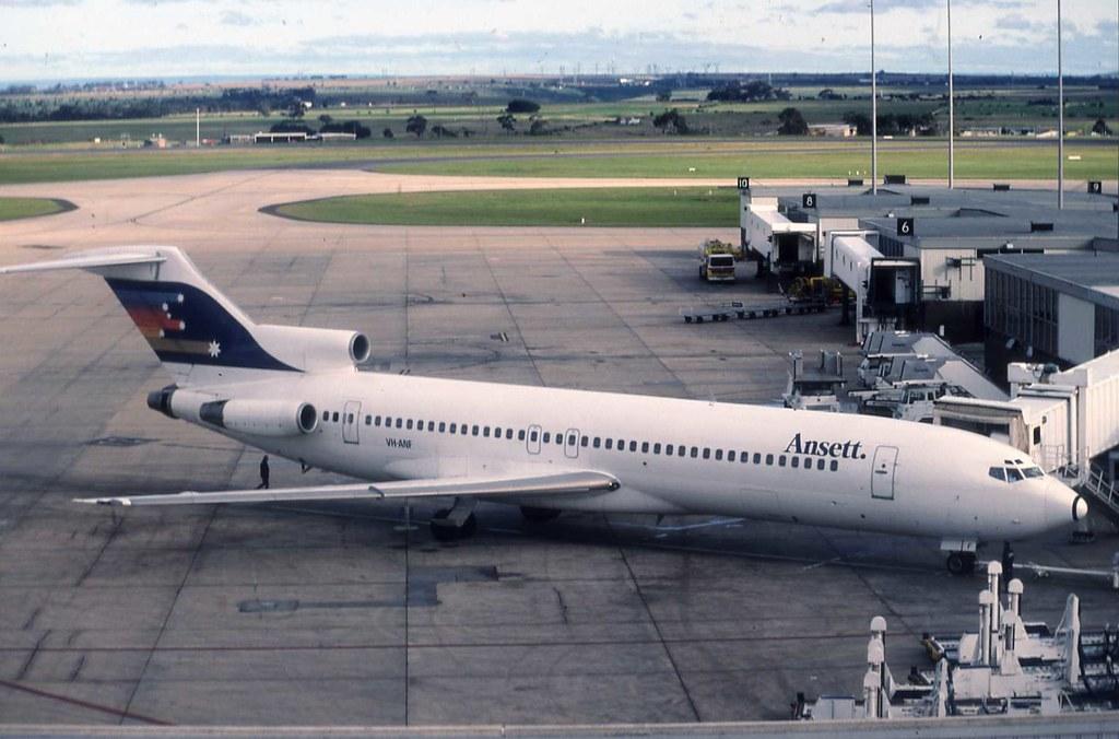 VH-ANF - E170 - Airnorth
