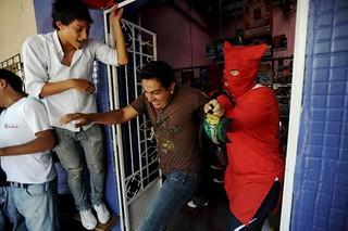 Holy Week in El Salvador