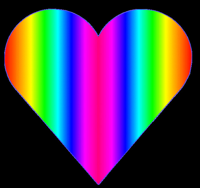Image Result For Free Heart Color
