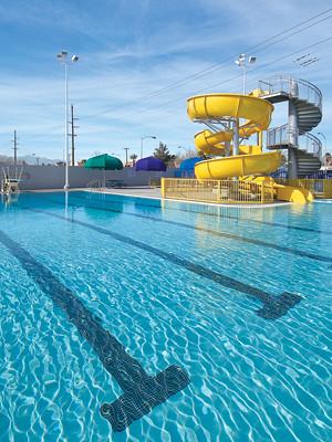 Freedom Park Pool Las Vegas Nv Flickr Photo Sharing