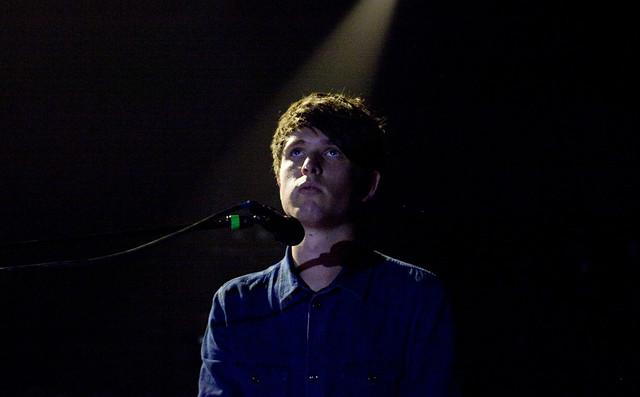 James Blake @ Koko, Camden 14/06/11