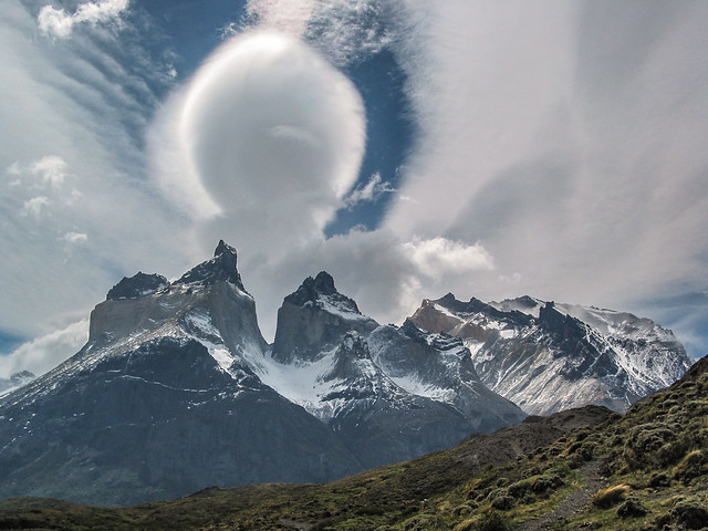 chile parque nacional torres del paine cloud flickr