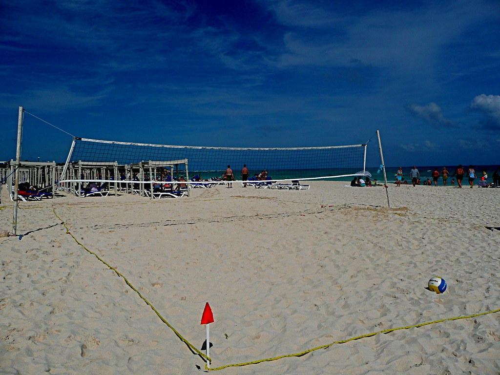 Cancha De Volleyball Playero 2 Rafachapa Flickr