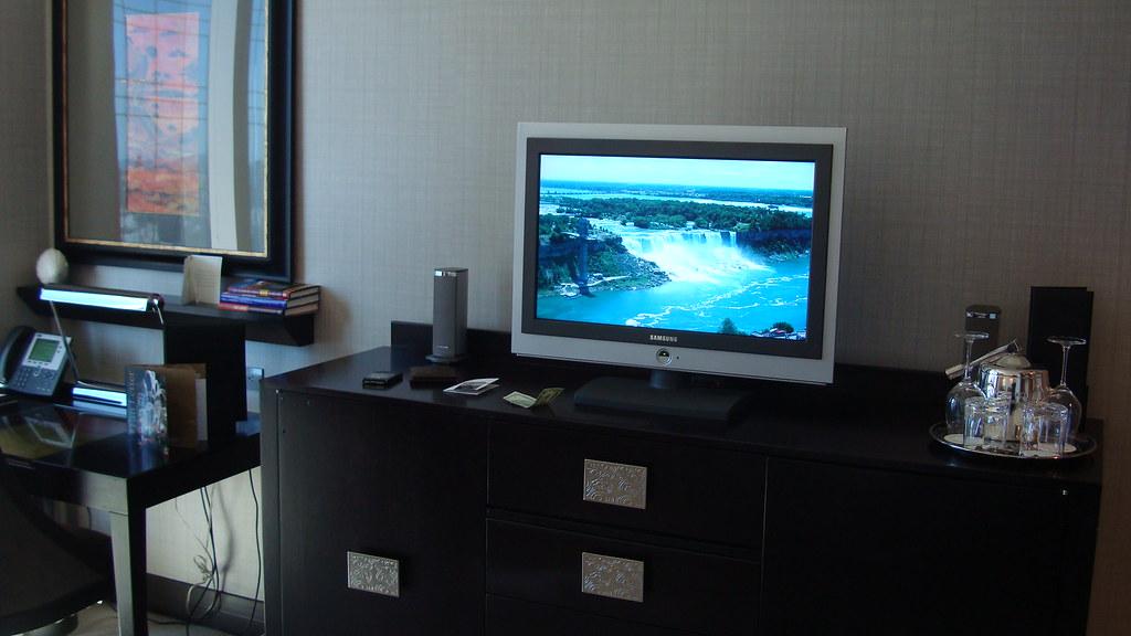 Mandarin Oriental, New York - Television
