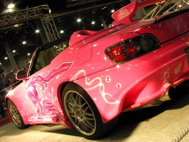 Car Shopping App >> Suki's car from 2 Fast and furious | Flickr - Photo Sharing!
