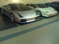 Million dollar underground garage