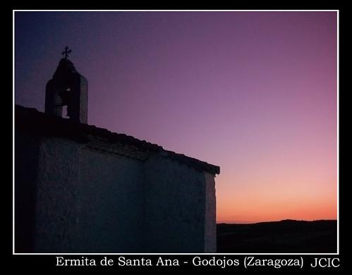 Ermita de Santa Ana - Godojos (Zaragoza)
