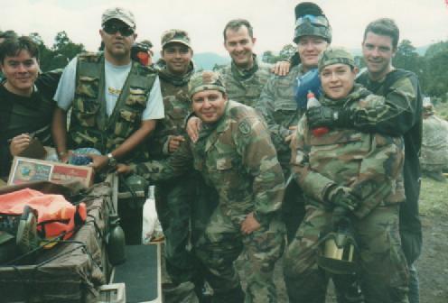 la participacion de changos army en torneo gotcha ajusco 1999 ...
