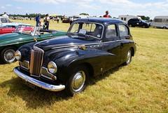 Classic Black Car