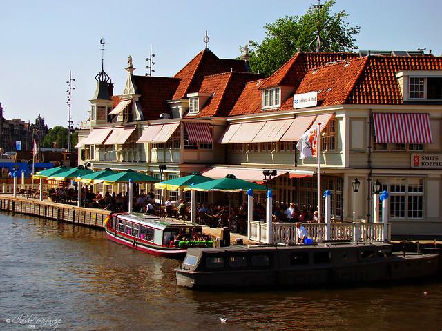 Amsterdam, Holland 082 - City