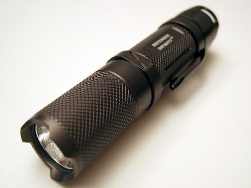 LED Flashlight, photo by joelogon, http://www.flickr.com/photos/joelogon/