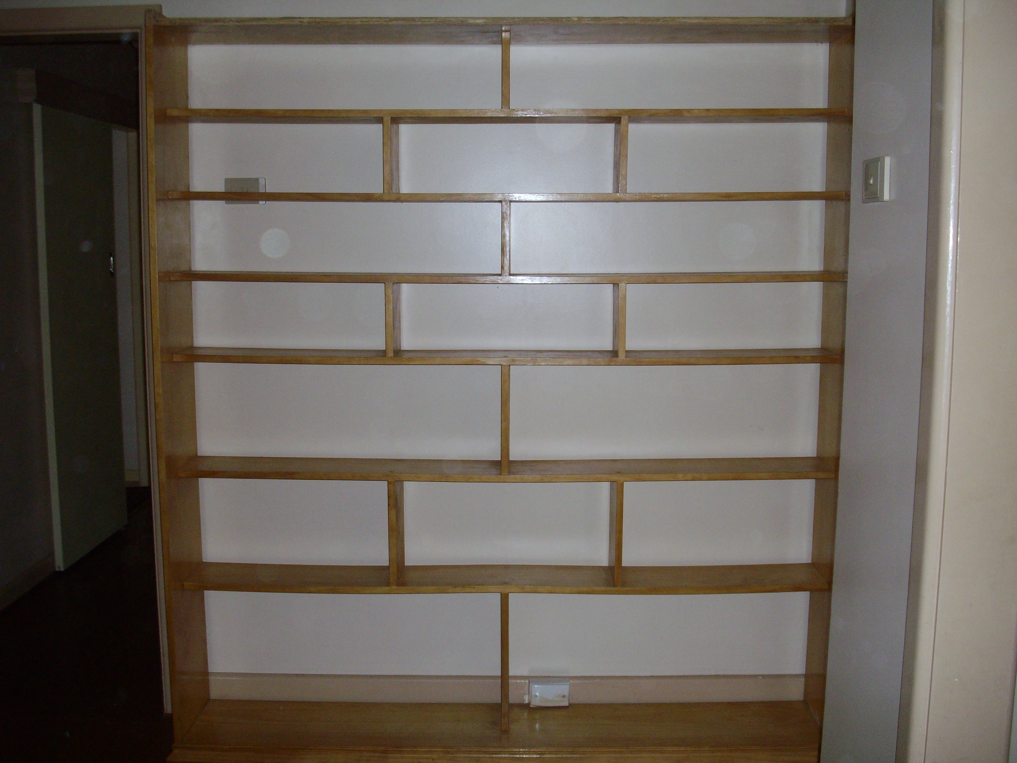 oak kitchen amazon midas bookcase bookcases dp wide shelf dining finish six dry h double com