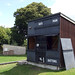 Small photo of Admiralty House - Cricket pavilion score booth