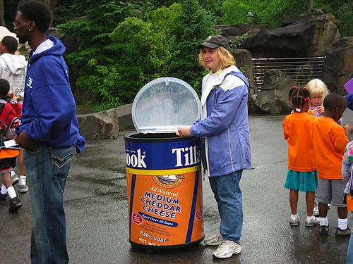 Free Samples at Tillamook Day at the Zoo (2008)
