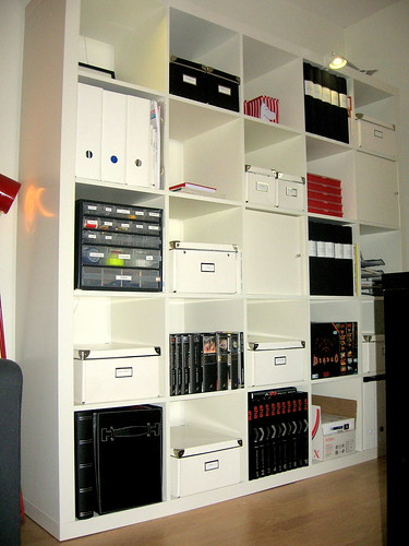 Storage in my home office