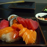 Sushi at Oishi Grand - Bangkok, Thailand