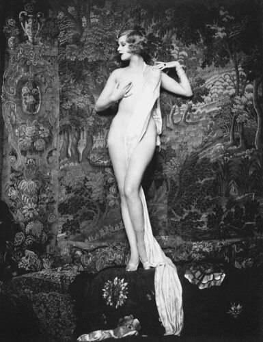 Hazel Forbes, Ziegfeld girl & Miss United States, by Alfred Cheney Johnston, ca. 1928 by trialsanderrors