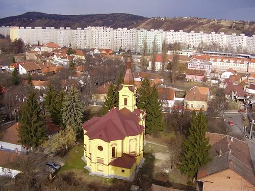 hungary magyarország miskolc panoráma diósgyőr lakótelep diósgyőrivár
