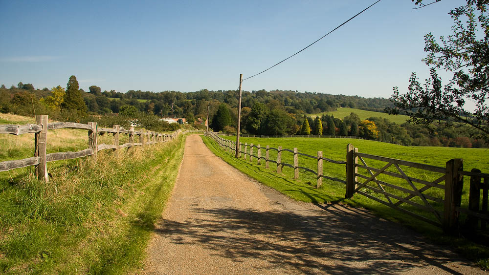 Near Chartwell