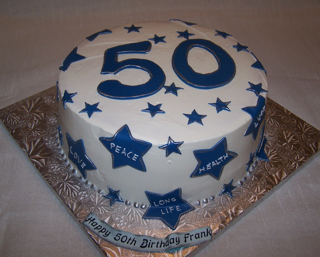 50th birthday cake flickr photo sharing for 50th birthday cake decoration ideas