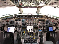 The Flight Deck of the Maddog