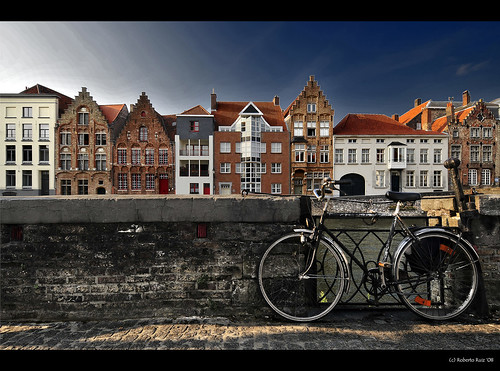 Postcards from Belgium... another one from 'Brugge'??
