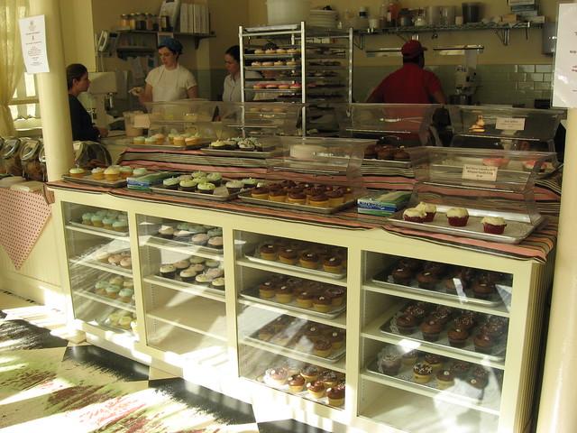 Sweet Magnolia S Cafe Bakery